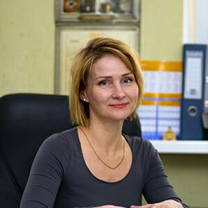Наталья Сохоневич