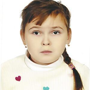 Рубель Елизавета