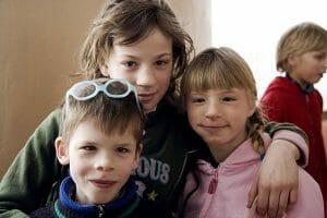 Посещаем детский дом вместе с ЮниХелп